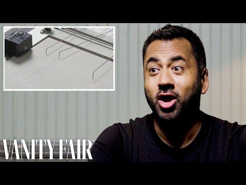 Kal Penn Takes a Lie Detector Test | Vanity Fair