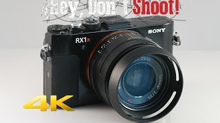 Sony RX1RII Review and Sample Photos in 4K