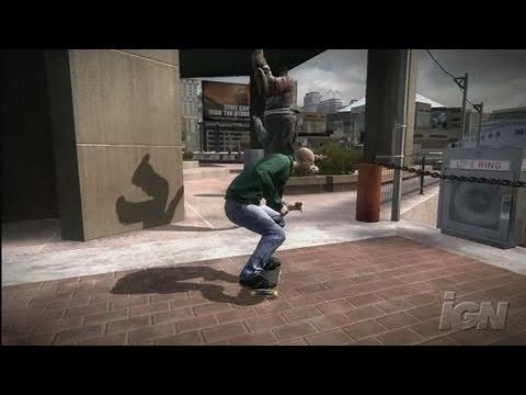 tony hawk proving ground xbox 360 gameplay