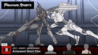 Epic Sci-Fi Animated Film * FIGHTING SPIRITS * Academy Award Nominated Short Film by Gene Kim