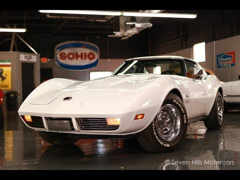 Video of '73 Corvette - Q619