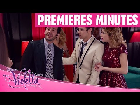 Violetta saison 3 premi res minutes pisode 21 violetta - Violetta saison 3 musique ...