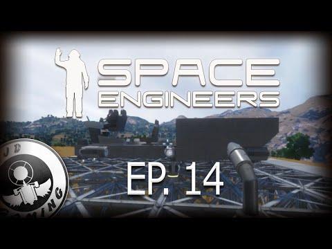 [CZ-LP] Space Engineers  #14 - Rozebírání lodi