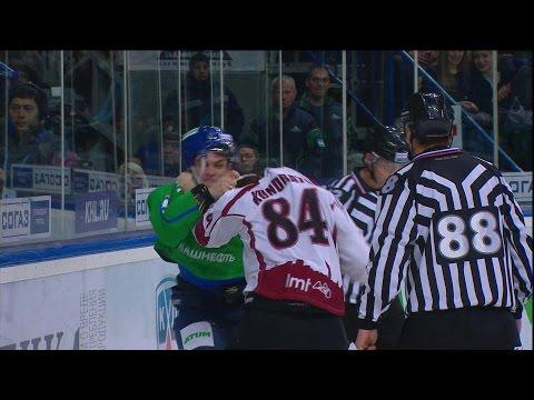 Nikolai Prokhorkin vs. Tomas Kundratek
