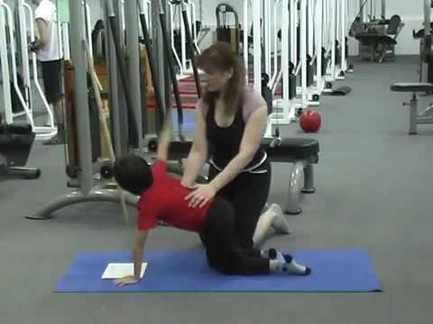 Классический лечебный массаж при сколиозе