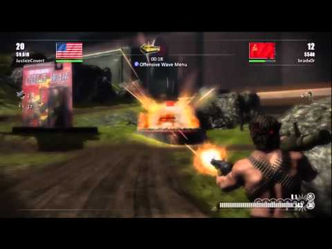 toy soldiers xbox 360 gameplay