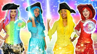 EVERYTHING I WANTED (MUSIC VIDEO) THE SUPER POPS. PIRATE MUSIC & SONG. Totally TV Originals