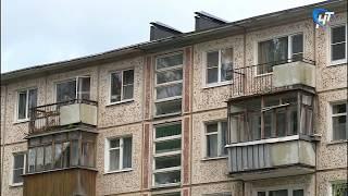 С начала июня трое маленьких детей в Новгородской области получили серьезные травмы, выпав из окон