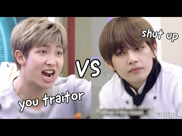 BTS vs BTS