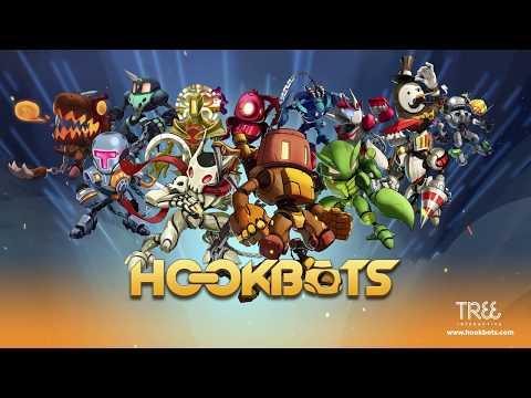 Hookbots - Release Trailer thumbnail