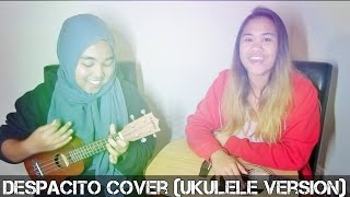 MALAYSIAN AND FILIPINO TRIED SINGING DESPACITO!! (UKULELE VER)