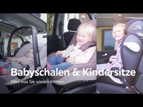 Babyschale & Kindersitz im Auto befestigen und auswählen - XXXLutz