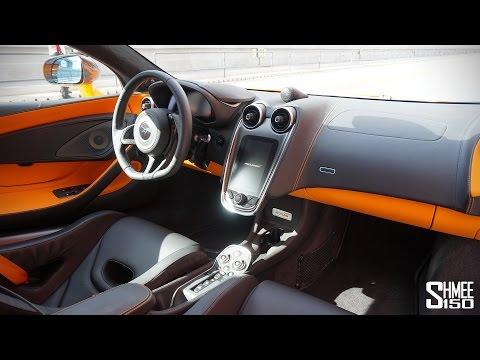 IN DEPTH: McLaren 570S - Full Interior Tour