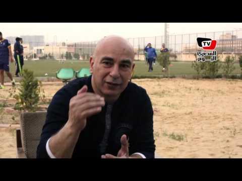 حسام حسن : «حقنا راح في الأهلي»