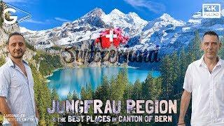 Jungfrau Switzerland Travel Tips & Things To Do in Jungfraujoch