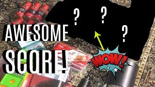 DUMPSTER DIVING AWESOME SCORE! | BLENDED ABODE