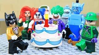 Lego Superhero Aladdin On Batmans Birthday