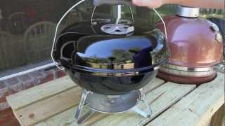 Weber Jumbo Joe Review