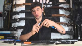 Манжета RTI на Crosman (грибок) от компании CO2 - магазин оружия без разрешения - видео