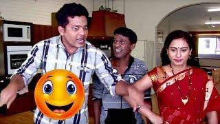 जेवताना बोलायचं नाही नियम म्हणजे नियम | Father Son Comedy | Marathi Latest Jokes