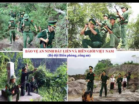 Địa lý 8: Vị trí, giới hạn, hình dạnh lãnh thổ Việt Nam