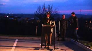 Gminne obchody 75 rocznicy Zbrodni Katyńskiej w Rymanowie