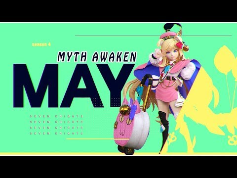 New Myth Awaken Evan Oblivion Knight (kr) teaser and preview skill