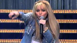 Old Blue Jeans - Hannah Montana - DVDRip