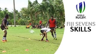 Amazing Sevens skills from Fiji!