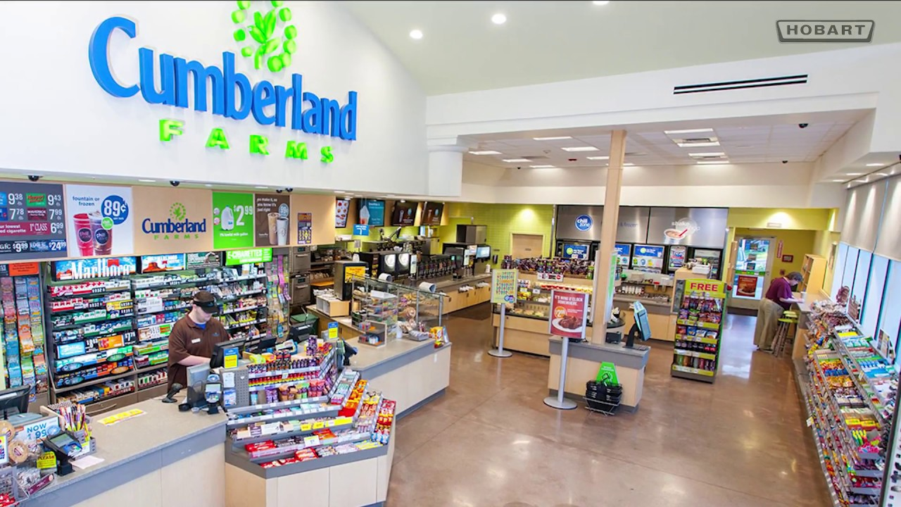 Hobart FT1000i Industrial Machine CUSTOMER STORY: Cumberland Farms