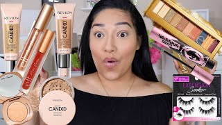 NEW DRUGSTORE MAKEUP GET READY WITH ME FOR MOTHERS DAY! - ALEXISJAYDA