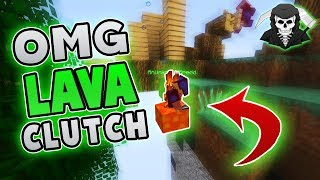 THE BEST CLUTCH I'VE EVER DONE! ( Hypixel Skywars )