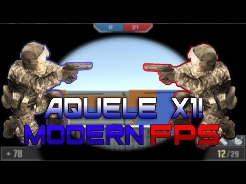 Modern FPS - Aquele x1...