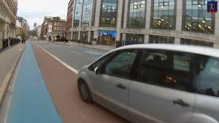 Minicab Lane Change SMIDSY - AV58 HLX