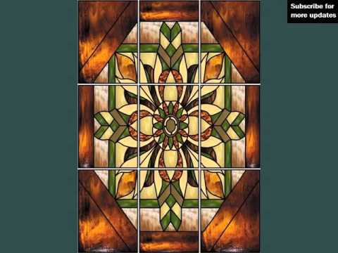Decorative windows   collection of pictures ideas