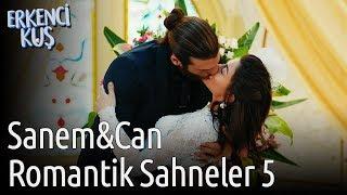 Erkenci Kuş - Sanem&Can Romantik Sahneler 5
