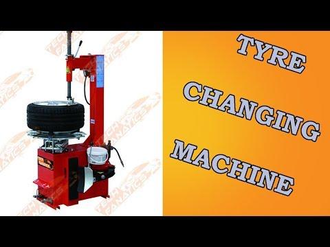 Tyre Vulcanizing Machine
