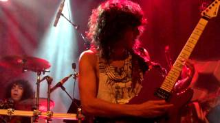 Skull Fist - Tear Down The Wall  at  Effenaar Eindhoven 11/09/11 [High Quality Mp3]