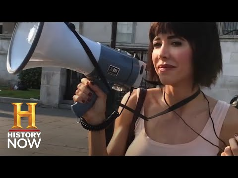 Artist Milo Moire is Giving Strangers a Lesson in Consent | History NOW