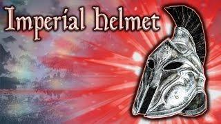 Skyrim SE - Imperial Helmet (Closed) - Rare Armor Guide