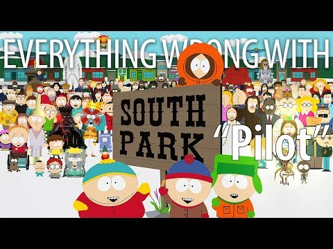 "Everything Wrong With South Park ""Pilot"""