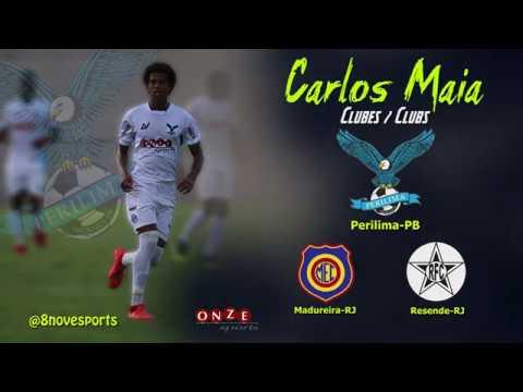 CARLOS MAIA - MEIA ATACANTE - ATTACKING MIDFIELDER...