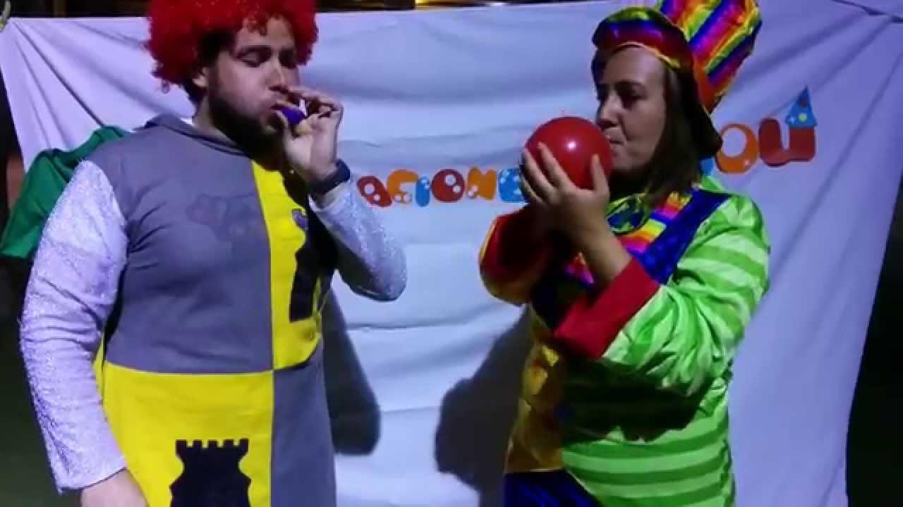 Trucos de magia fáciles con globos para niños