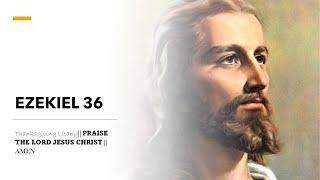 Ezekiel 36    Bible Verse    Good News