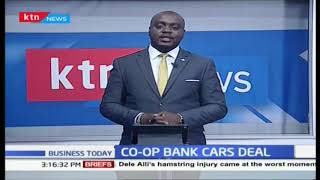 Co-operative Bank of Kenya enters into a car deal