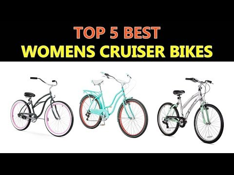 Best Womens Cruiser Bikes 2019
