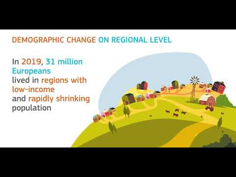 The impact of demographic change in Europe