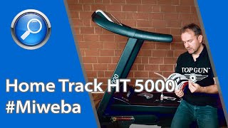 Miweba Sports Laufband Home Track HT 5000  ★ Unboxing ★ Aufbau  ★ erste Infos