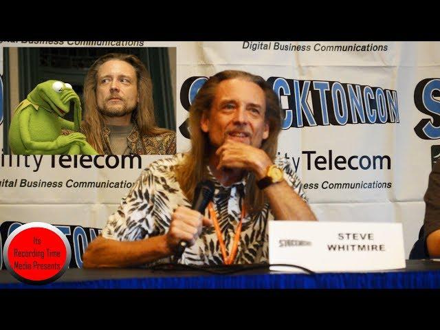 StocktonCon 2019: Steve Whitmire panel