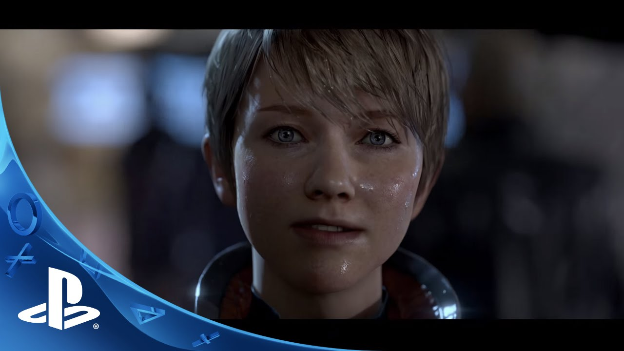 Quantic Dream's Latest Game Detroit Revealed, Exclusive to PS4